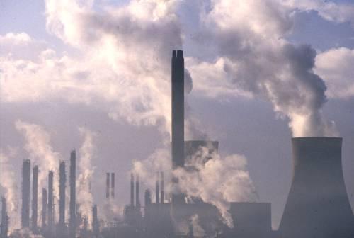 smokestacksairpollution Air Pollution